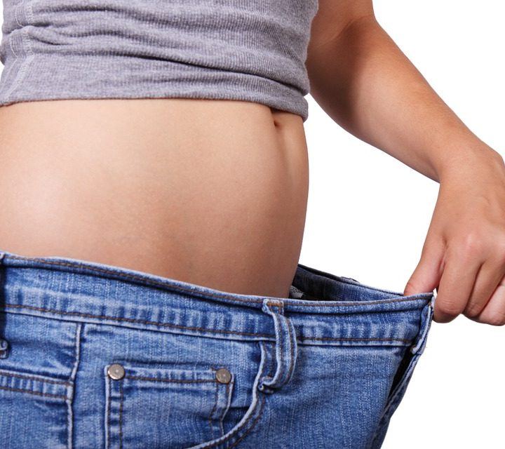 Weight loss in just 7 days